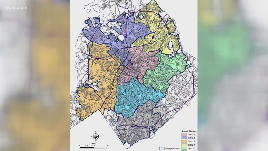 Charlotte redistricting public hearing set for Oct. 18 @ 6 p.m.