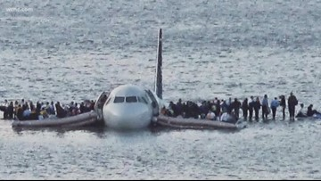 Miracle on the Hudson survivors arrive in Charlotte for 10th anniversary