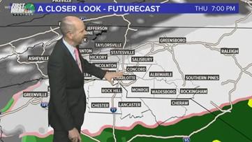 4PM Winter weather update