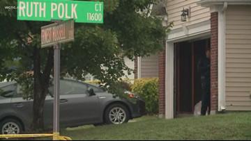 Neighbors react to deadly Charlotte police shooting