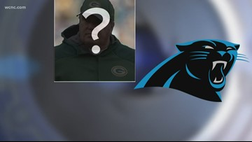 Who will be the next head coach for the Carolina Panthers?