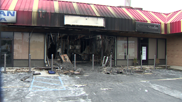 Southeast Charlotte strip mall fire was intentionally set, officials say