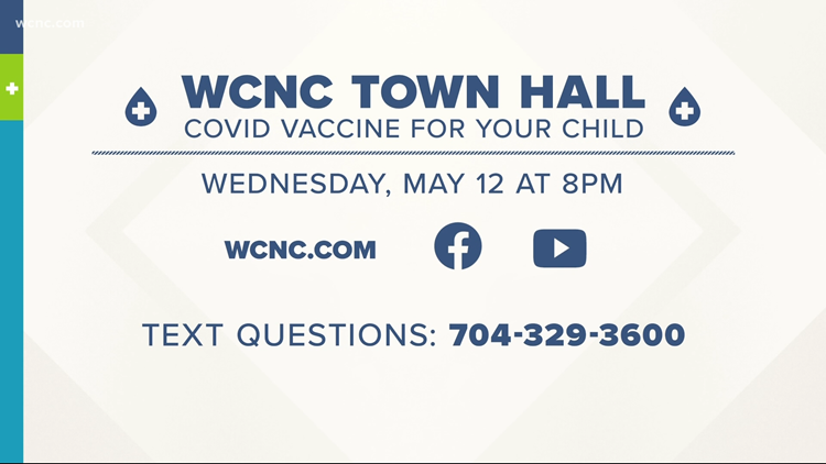 REPLAY: Vaccine for teens. Answering your questions: Virtual town hall