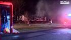 Firefighter awarded new car for rescuing partner from burning building