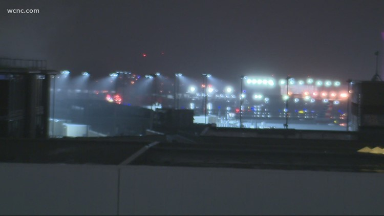 American Airlines flight from Charlotte forced to turn around