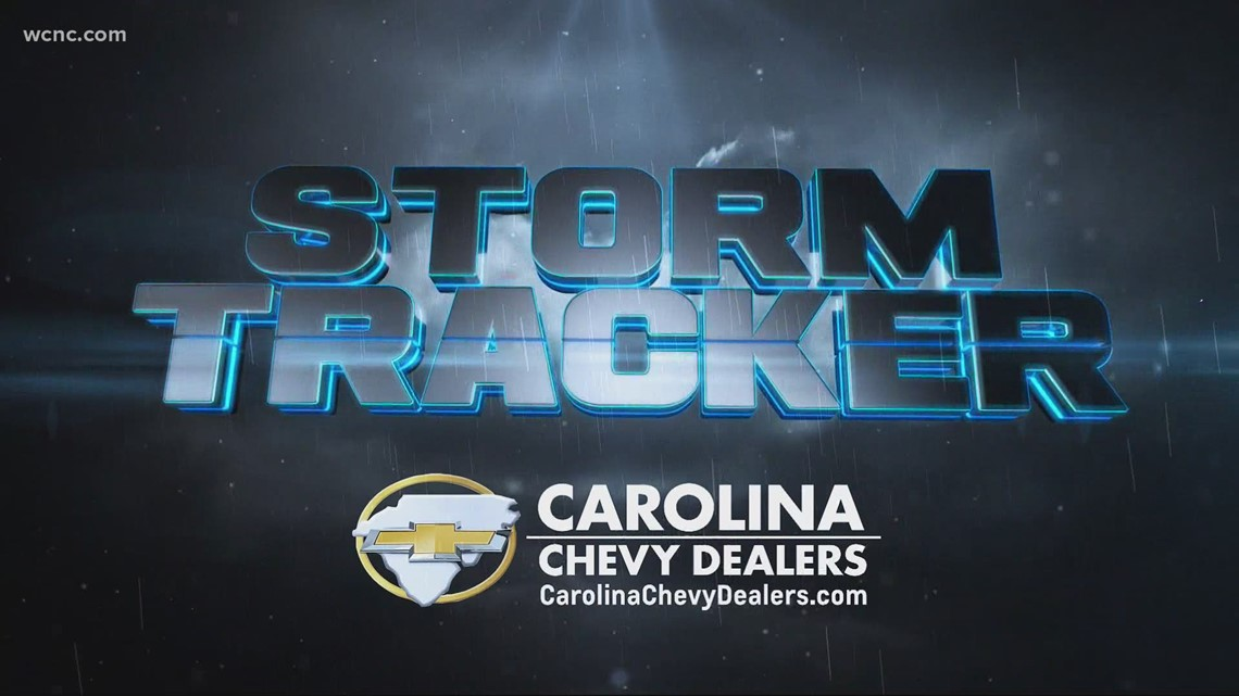 Taking a look at severe weather in the Chevy Storm Tracker
