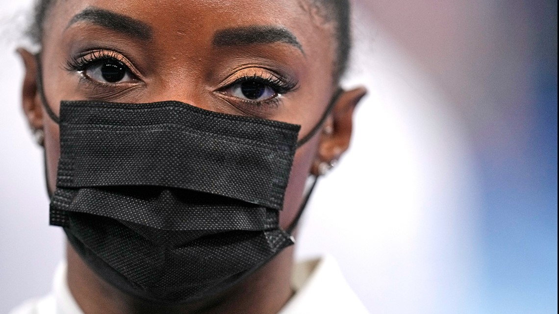 'Put mental health first'    Simone Biles speaks after withdrawing from final