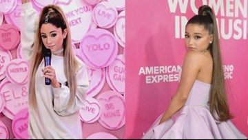 'I just want to talk'   Ariana Grande reacts to her Madame Tussauds wax figure