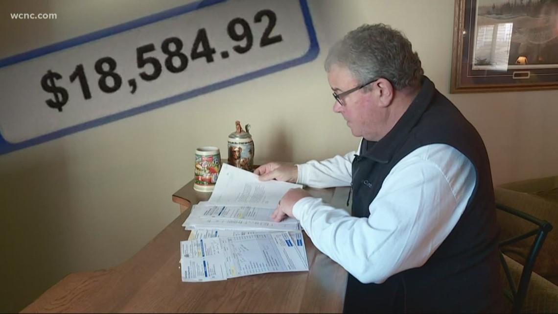 NC man warns of 'surprise billing' after ER visit