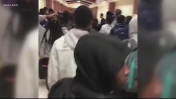 Student shot, killed by classmate during fight at Butler High School