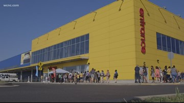 NBC Charlotte partners with IKEA for Teacher Appreciation Event