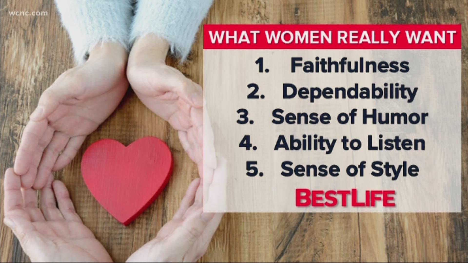 A good of woman traits 6 Physical