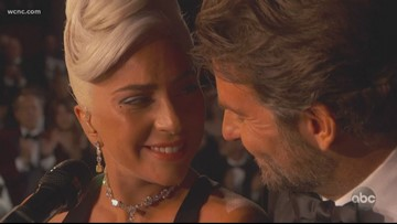 'Are they in love?' Lady Gaga & Bradley Cooper steal the Oscars spotlight