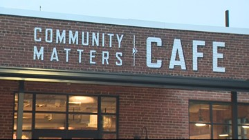 Charlotte Rescue Mission cafe helps with addiction, homelessness