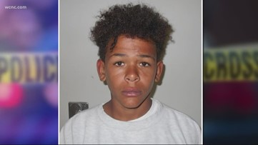 13-year-old double murder suspect on the run