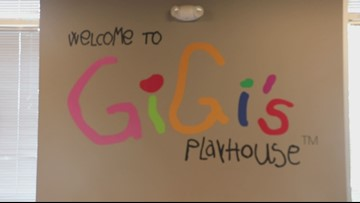 'He just brings happiness to everyone' | GiGi's Playhouse  empowers children, adults with Down syndrome in Charlotte
