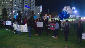 'This is where it starts'   Group demands change from gun violence in Charlotte