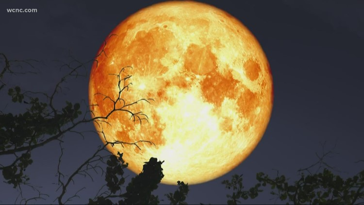 Are you superstitious? Extremely rare full moon on Friday the 13th