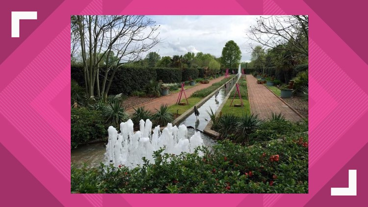 Charlotte On The Cheap >> Daniel Stowe Botanical Garden Offering Free Admission To Federal