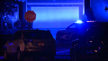 Man dies, woman shot after domestic dispute leads to police shooting