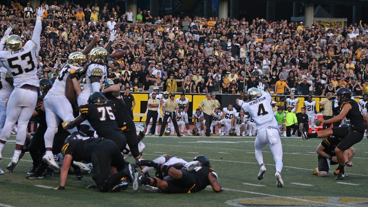 Game in Charlotte vs. ECU could set App State attendance record