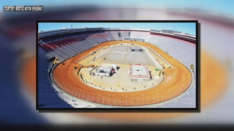 NASCAR cup series set to race on dirt for the first time since 1970
