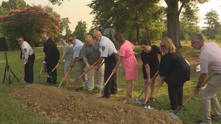 Gaston County breaks ground on new child advocacy center