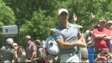 McIlroy scores well and shares lead at Quail Hollow