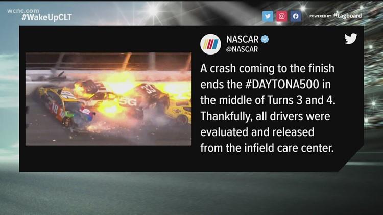 Michael McDowell overcomes 100:1 odds to win Daytona 500