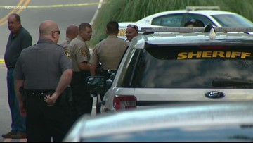 Vehicle pursuit leads to officer-involved shooting in Lancaster County