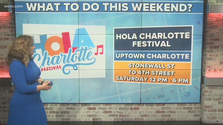 What to do this weekend in Charlotte!