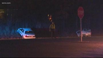 Gaston County Sheriff's deputy injured in crash