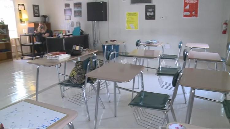 Coronavirus cluster confirmed at Caldwell County school