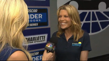 Born and raised in North Myrtle Beach, Vanna White is a Southern girl at heart