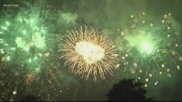 Staying safe as New Year's Eve fireworks fly