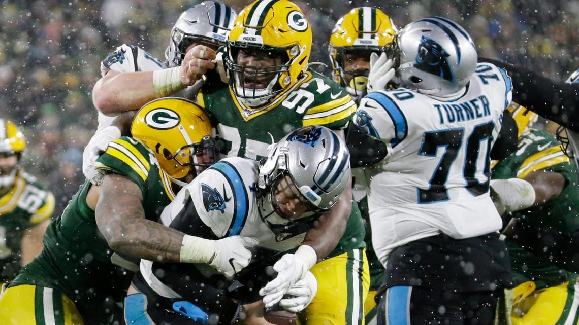 Carolina Panthers fall to Green Bay Packers, 24-16