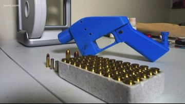 'Ghosts guns' are made from individually obtained parts; these Mayors want to take action against them
