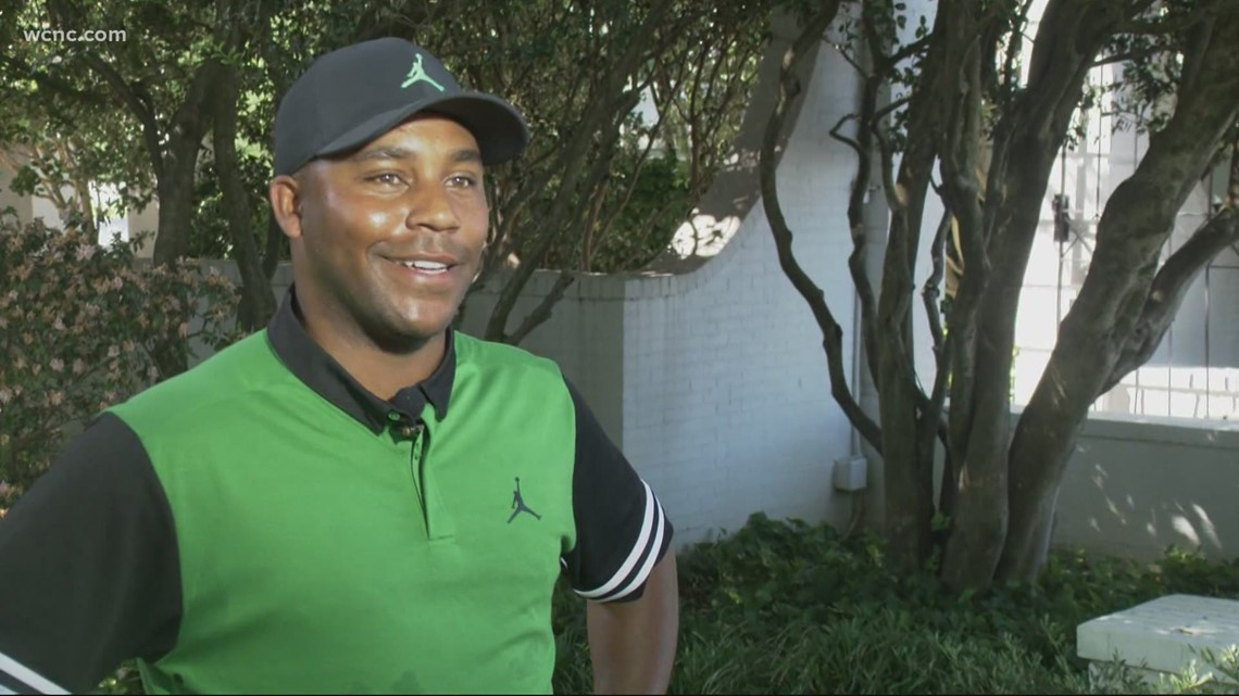 One-on-one with Harold Varner III at the PGA championship