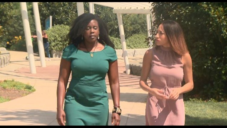 'I was already traumatized'  Charlotte school teacher says she was falsely arrested by CMPD