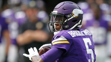 Bridgewater has high hopes for Panthers