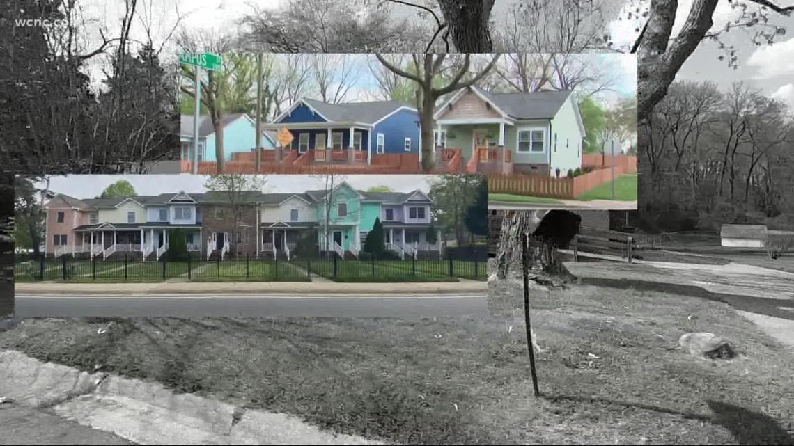 Charity battling gentrification in Charlotte's historic Black neighborhoods