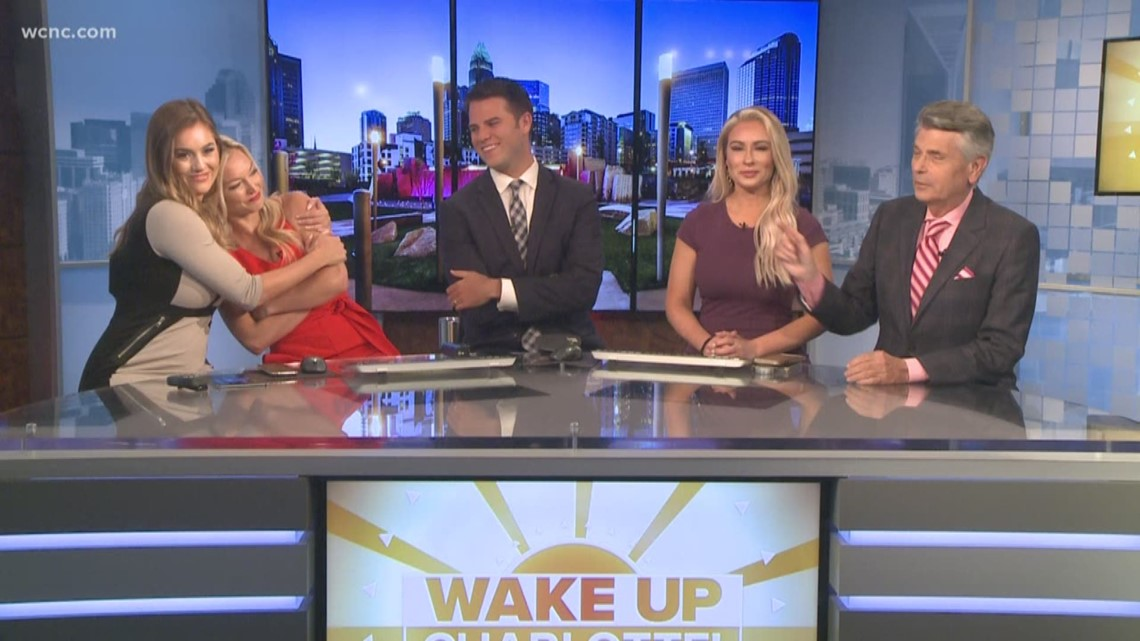 It S Rachel Rollar S Last Day On Wake Up Charlotte Wcnc Com