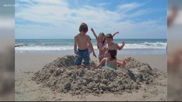 South Carolina beach threatens to fine people who dig holes in the sand