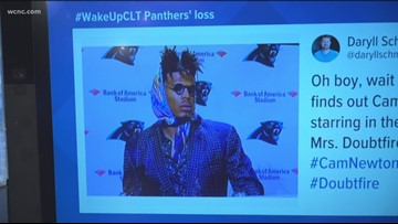 Carolina Panthers fans react to 20-14 loss to Tampa Bay Buccaneers