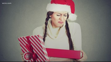 50% of people feel guilty about giving bad Christmas presents