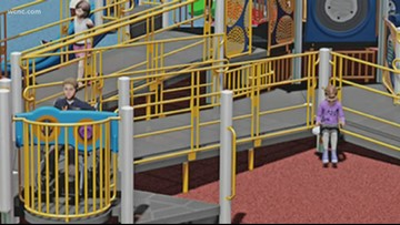 Groundbreaking for inclusive playground in York Co.