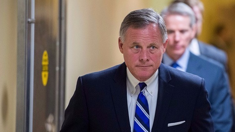 Burr faces rebuke within Republican party for crossing party lines