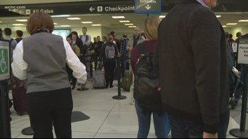 Millions flying for the Thanksgiving holiday this year