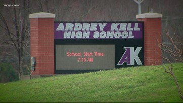 Review underway at Ardrey Kell to identify out-of-county students