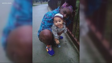 Missing Matthews baby found dead after mom charged in Charlotte robbery